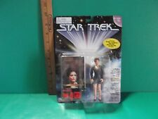 "Star Trek The Next Generation Vash 4.5""in Figure w/Galactic Accessories 1995"