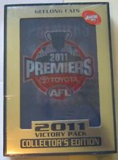 2011 AFL Geelong Premiers Victory Pack Collectors Edition(DVD 4-Disc Set)