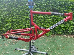 MADE IN USA Cannondale Jekyll 600 Full Suspension Frame w/ Fox Float Shock Large