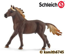 Schleich MUSTANG STALLION solid plastic toy farm pet male animal  HORSE  NEW 💥