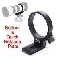 Lens Ball Head Support Tripod Mount Ring for Sony FE 70-200mm F4 G OSS SEL70200G