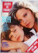 Mag 1987: ORNELLA MUTI_SOPHIE MARCEAU_CATHERINE OXENBERG_LEONARD DE VINCI