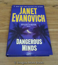 Dangerous Minds by Janet Evanovich ~ Knight and Moon: Book 2 ~ Ex-Lib Hardcover