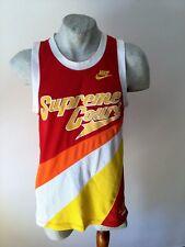 MAGLIA NIKE SUPREME COURT BASKET 1990 shirt trikot jersey canotta camisa vintage
