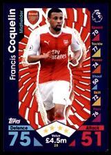 Arsenal Equipo De Fútbol Trading Cards 2018-19