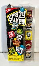 Spin Mater Crazy Cubes 5 Pack Shoot Play Collect