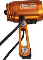 SUPERNOVA Frontscheinwerfer E3 Pro orange für Dynamobetrieb