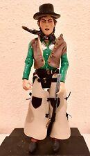 """Billy the Kid - Marx Johnny West - CUSTOM - 1/6 - 12"""" Sideshow Cowboy"""