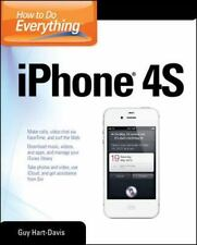 How to Do Everything: iPhone 4S by Guy Hart-Davis (2011, Paperback)