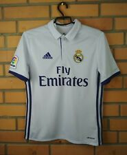 Real Madrid kids 13-14 years 2016 2017 home shirt AI5189 soccer football Adidas