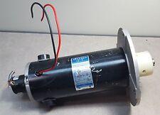 Leeson DC motor CM34D25NC4A, w/ Encoder 755A-01-S-4096-R-PU-1-S-S-N 1/2 HP 48V