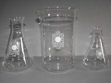 Jenaer Glas Laborgläser Schott & Gen Mainz Jenaer Glas G 20 - 100 / 200 / 600