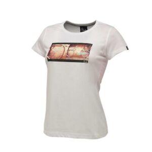 Dare2b Brakeless Women's Short Sleeve Cotton Casual Summer Tee T Shirt RRP £20