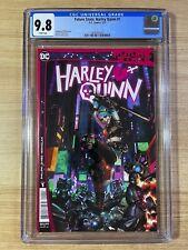 Future State Harley Quinn #1 (2021 DC) 1st Print CGC 9.8