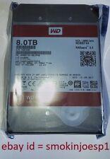 "WD80EFAX Western Digital Red 8 TB 256MB cache NAS Hard Drive 5400RPM 3.5"" SATA 3"