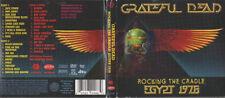 Grateful Dead Rocking the Cradle Egypt 1978 2 Cd's, Dvd, & Bonus Disc