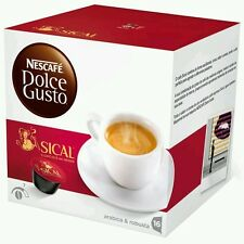 Dolce Gusto Sical Coffee Pods 16/ Order loose 16 servings from Portugal UK stock