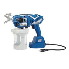Graco Airless Paint Sprayer Corded Adjustable spray speed  One Finger Trigger.