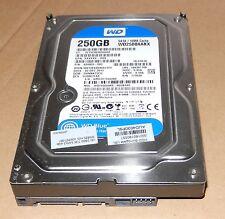 """Western Digital CARVIAR BLUE WD2500AAKX 250GB SATA 3.5"""" Hard Drive"""