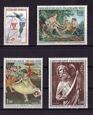 LOT DE TIMBRES N° 1650/1652/1653/1654 NEUF**