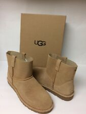 Ugg Women's Classic Unlined Mini  Perf  Color Tawny Size 11