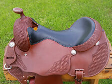 "17"" Spur Saddlery Reining Trail Saddle (Made in Texas)"