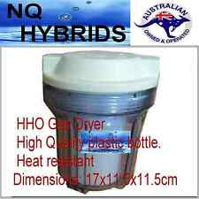 HHO GAS DRYER  CLEANER  with 1/4 NPT  THREAD   HYDROGEN GENERATOR