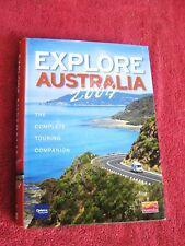 EXPLORE  AUSTRALIA  2004     22nd EDITION