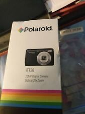 Polaroid iTT28 20 mp Digital Camera 20x zoom