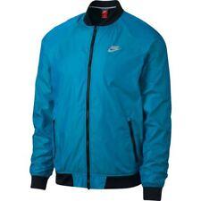 Nike Windrunner Jacket Teal Black Island Foamposite Sz 2XL 924517-416
