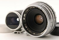 """""""EX+++++"""" CANON 28mm f/2.8 1:2.8 Lens L39 w/ 28mm Finder from Japan"""