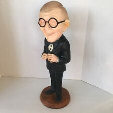 "George Burns Esco Prod Vintage 1995 Figurine 18"" Tall Lifelike with Cigar Statue"