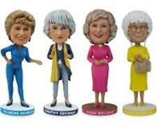 Golden Girls Blanche, Rose, Sophia, Dorothy Bobbleheads New In Box Still Sealed