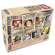 Jigsaw Puzzle 1000 One Piece Wanted - Oda Eichiro Haksan 1541