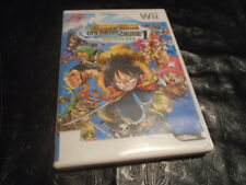 POUR WII ONE PIECE UNLIMITED CRUISE 1