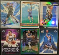 Lot of (6) Aaron Gordon, Including Revolution /75, Prizm Silver & other inserts