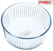 Teglie e pirofile da forno trasparente di facile pulizia vetro