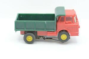 "Aurora T-Jet 500 Red/Green #1362 ""DUMP TRUCK"" HO Slot Car"