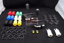 Kit Arcade Joysticks Americanos y 16 botones para tu recreativa