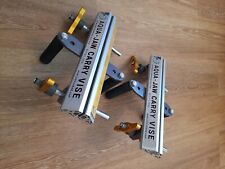 Omni Cubed Aqua-Jaw Carry Vise - Carry Clamps for granine and Marble Handling