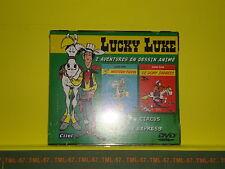 DVD LUCKY LUKE - 2 aventures en dessin animé - Western Circus & Pony Express