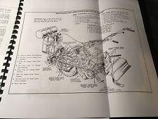 HOWARD CLIFFORD Bantam Rotavator / Rotovator Manual Set - (with foldout diagram)