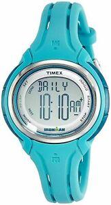 "Timex TW5K90600, Women's ""Ironman "" 50-Lap Resin Watch, Sleek, Alarm, Indiglo"