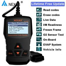 Automative OBD2 Car Diagnostic Scanner Check Engine Fault Code Reader Scan Tool