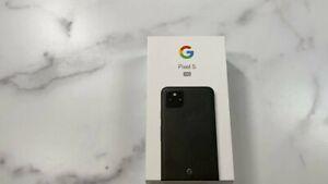 Google Pixel 5 GTT9Q - 128GB - Just Black (Factory Unlocked)
