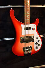 Rickenbacker 4003S Fire Glo Bass Guitar
