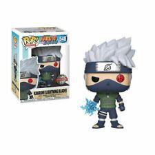 Funko Pop! Naruto Shippuden Kakashi Lightning Blade #548 Figure Vinyl