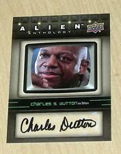 2016 Upper Deck UD Alien Anthology autograph Charles S Dutton SA-CD
