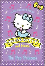 The Pop Princess (Hello Kitty and Friends, Book 4), New, Misra, Michelle, Chapma