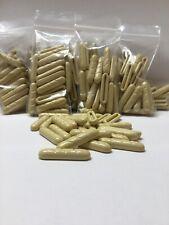 Lego Bread Loaf Tan/brick Yellow 4582437 25pcs Lot New